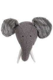 Elephant Head Wall Mount