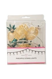 Metal Pineapple String Lights
