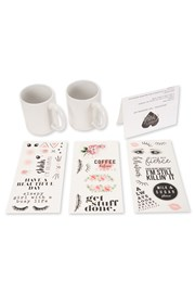 Craft Set Mug Decorating Kit