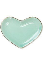 Ceramic Love Heart Trinket Tray