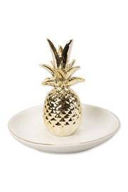 Pineapple Trinket Tray with Dish