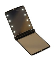 Led Light Up Compact Mirror