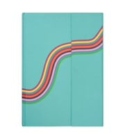 Rainbow Bright A5 Magnetic Notebook