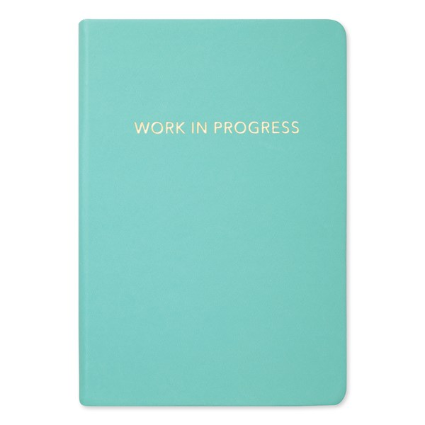 Neon Pastel Double Sided A5 PU Notebook
